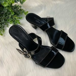 Anne Klein iFlex Healed Sandals~ Dress Shoes